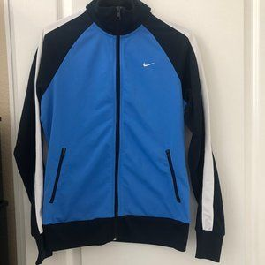 Ladies Nike Athletic Zip Light Jacket Size M-L